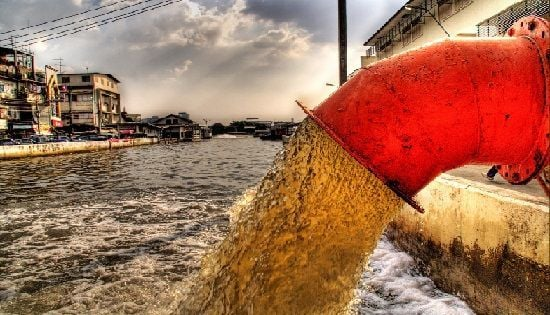 Aguas residuales urbanas
