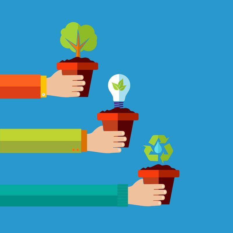 Los seres humanos podemos contribuir en el equilibrio y preservación del medio ambiente cambiando nuestros hábitos diarios e implementando una consciencia ambiental en la sociedad.
