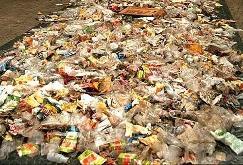 Contaminantes no degradables que afectan y contaminan el medio ambiente.